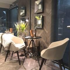 Dining room by SUMATORIA, Modern