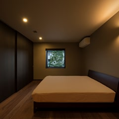 غرفة نوم تنفيذ Atelier Square