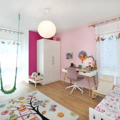 TALBAU-Haus GmbH が手掛けた女の子部屋,