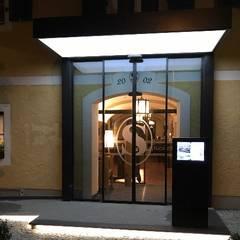 Restaurants de style  par Licht-Design Skapetze GmbH & Co. KG,