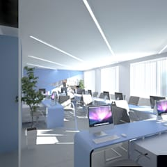 Office buildings by belik.ua,