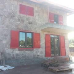 Villas by Yapısan Cephe Sist.San.ve Tic.Ltd.Şti.
