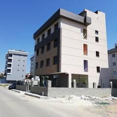 Schools by Yapısan Cephe Sist.San.ve Tic.Ltd.Şti.