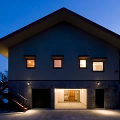 منزل ريفي تنفيذ 松井建築研究所, إنتقائي