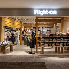 RIGHT ON  AEON Mall Kyoto: KITZ.CO.LTDが手掛けた商業空間です。,