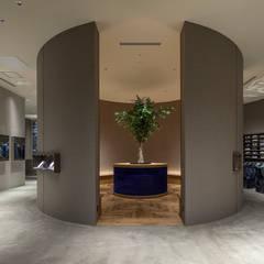 RIGHT ON Harajuku Office: KITZ.CO.LTDが手掛けたオフィスビルです。,ミニマル