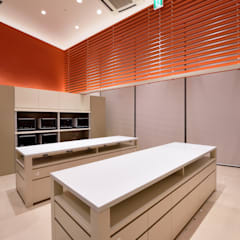 Commercial Spaces by KITZ.CO.LTD