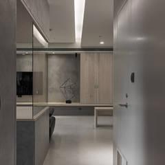 形構設計 Morpho-Design Modern corridor, hallway & stairs