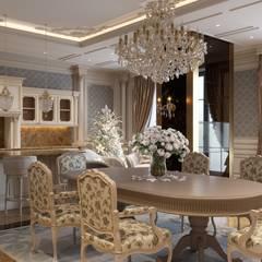 Charles IV: Столовые комнаты в . Автор – (DZ)M Интеллектуальный Дизайн