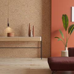 Paredes de estilo  por Amorim Cork Composites