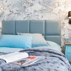 Apartament Gdańsk od Lux Interiors - projektowanie i aranżacja wnętrz Gdańsk, Gdynia, Sopot Nowoczesny