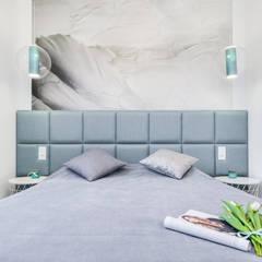Apartament na wynajem w Sopocie od Lux Interiors - projektowanie i aranżacja wnętrz Gdańsk, Gdynia, Sopot Nowoczesny