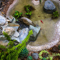 Estanques de jardín de estilo  por Juan Sebastián Jaramillo Lizarralde