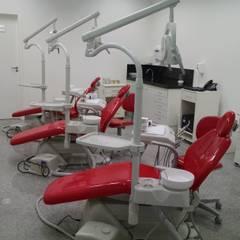 عيادات طبية تنفيذ Carlos Morandini