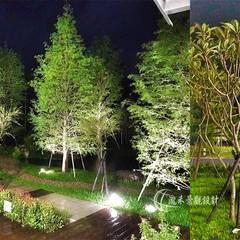 สวนหน้าบ้าน โดย 瀧禾實業有限公司, สแกนดิเนเวียน แผ่นไม้อัด Plywood