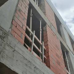 Construção de Fase II de Edifício de Habitação - Lisboa por Zerca Eclético