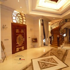 فيلا سكنية المملكة العربية السعودية (الرياض) من smarthome كلاسيكي