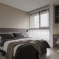 Modern style bedroom by 形構設計 Morpho-Design Modern