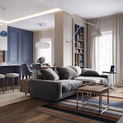 Living room by ACOR HOME LIFE SOLUTIONS,