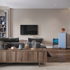 Living room by ACOR HOME LIFE SOLUTIONS, Colonial