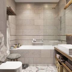 Phòng tắm phong cách thực dân bởi ACOR HOME LIFE SOLUTIONS Thực dân