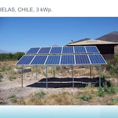 Exhibition centres by Energy Solutions Chile