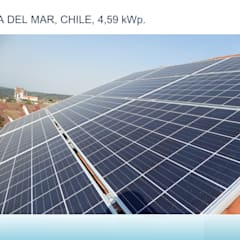 Office buildings by Energy Solutions Chile,