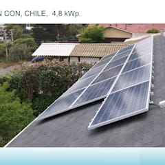 Offices & stores توسطEnergy Solutions Chile, کلاسیک