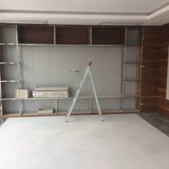 Mekgrup İç Mimari ve Dekorasyon – Ankara Özel Ofis Projesi ve Uygulanma:  tarz Çalışma Odası,