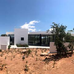 Projekty,  Willa zaprojektowane przez Pep Torres Arquitecte