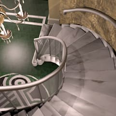 Stairs by Arte dell'Abitare