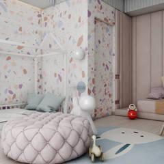 Girls Bedroom by Дизайн бюро Аминовой Кристины., Minimalist