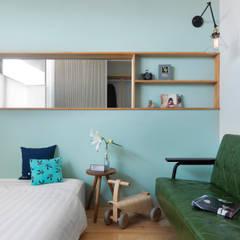 Dormitorios de estilo minimalista de 木耳生活藝術 Minimalista
