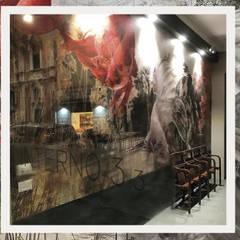 Walls by Tecnografica, Asian