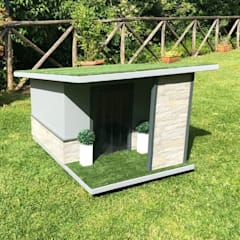 Garden Shed by Pet House Design®