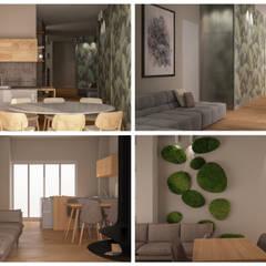 Single family home by TURCHIANO ARCHITETTI - architecture and design,