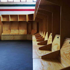 Stadiums by Maquiladora de Muebles