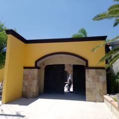 منزل ريفي تنفيذ Planos y Servicios de Arquitectura , كلاسيكي أسمنت