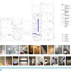 by Chantal Forzatti architetto Industrial کوارٹج