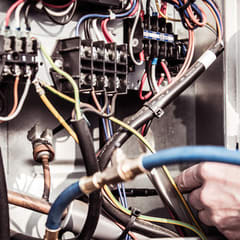 Aire Acondicionado, Climatización, Calefacción tipo Bomba de Calor Inverter 18 Kw de AirCon.cl Limitada Industrial