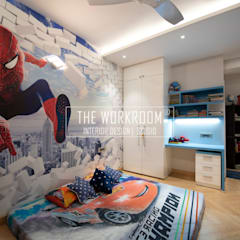 Boys Bedroom by The Workroom, Modern