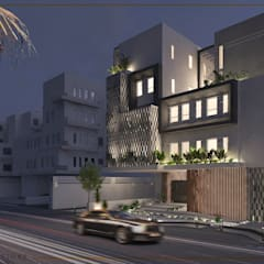 Small houses by Saif Mourad Creations, Modern
