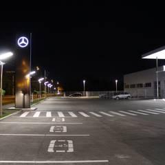 Car Dealerships by Центр Технического Света, Minimalist گلاس