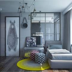 اتاق کودک by Interior designers Pavel and Svetlana Alekseeva