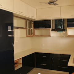 Kitchen units by Lucky Interiors