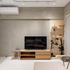 Walls by 文儀室內裝修設計有限公司,