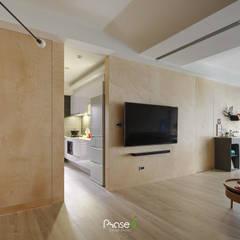دیوار توسط六相設計 Phase6, اکلکتیک (ادغامی)