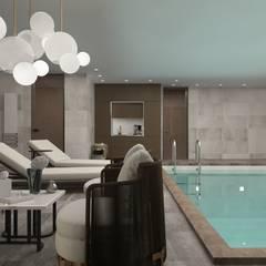 Spa by SK Interiors studio, Minimalist