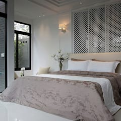 Small bedroom by 大桓設計顧問有限公司, Classic