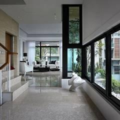 Stairs by 大桓設計顧問有限公司, Classic